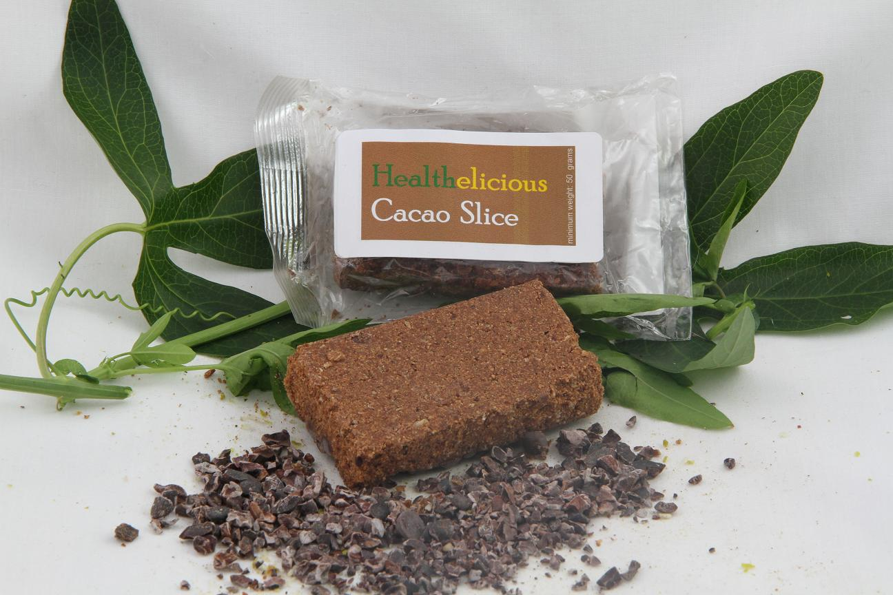 the Cacao Slice