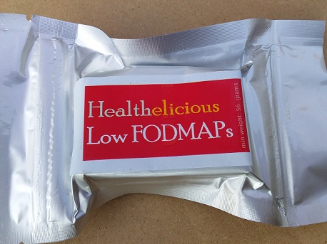 Low FODMAPs Bar