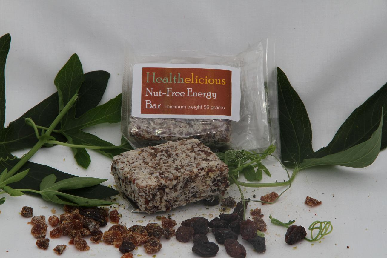 Nut-Free Energy Bar