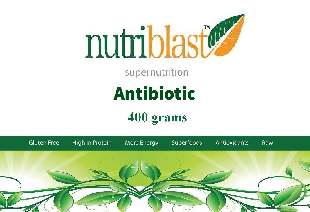 NutriBlast Antibiotic