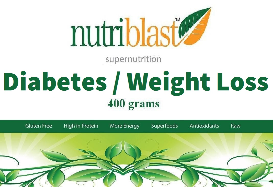 NutriBlast Diabetes/Weight Loss