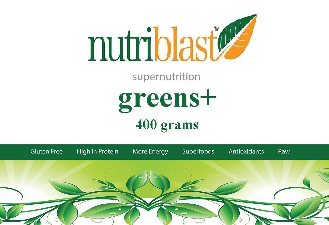 NutriBlast Greens+