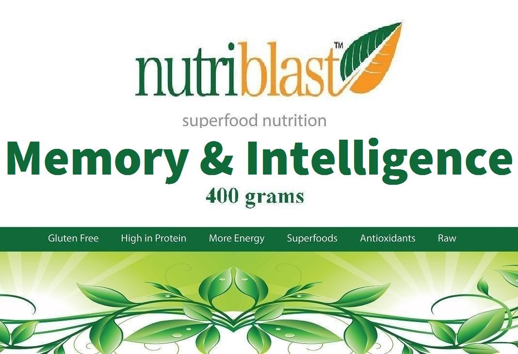 NutriBlast Memory