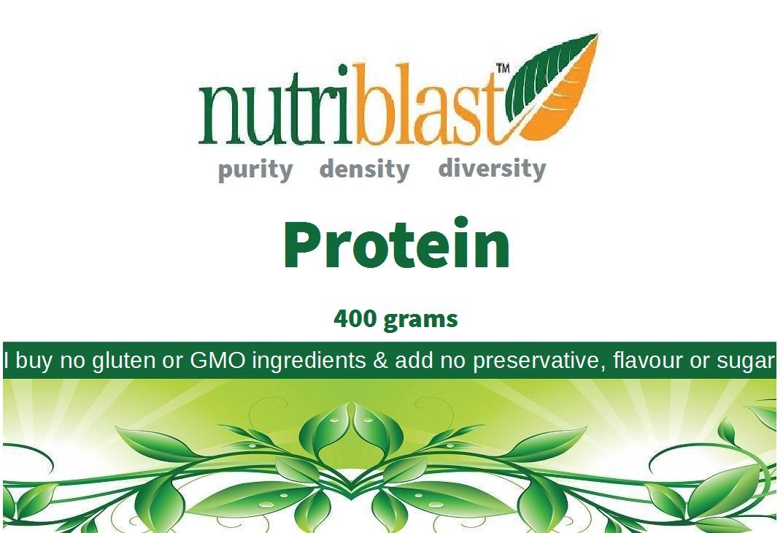 NutriBlast Protein