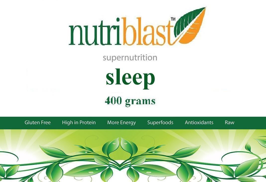 NutriBlast Sleep