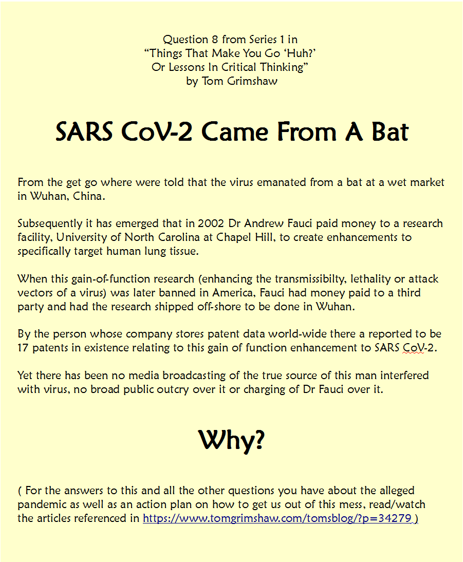 S1 Q8 Critical Thinking